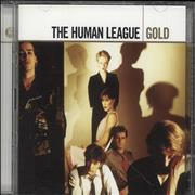 Click here for more info about 'Human League - Gold'