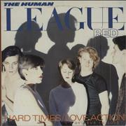 Click here for more info about 'Human League - Hard Times / Love Action (I Believe In Love)'