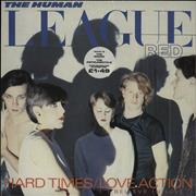 Click here for more info about 'Human League - Hard Times / Love Action (I Believe In Love) - Stickered'