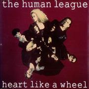 Click here for more info about 'Human League - Heart Like A Wheel'