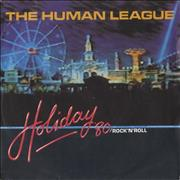 Click here for more info about 'Human League - Holiday '80 EP - 1980 2nd issue'