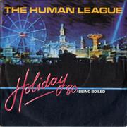 Click here for more info about 'Human League - Holiday '80 EP - 1982 3rd Issue'