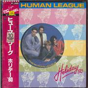 Click here for more info about 'Human League - Holiday '80'