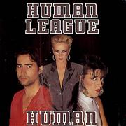 Click here for more info about 'Human League - Human - 1st'