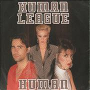 Click here for more info about 'Human League - Human - German pressing'