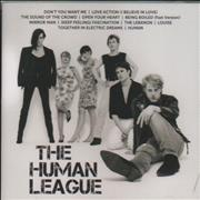 Click here for more info about 'Human League - Icon'