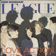 Click here for more info about 'Human League - Love Action (I Believe In Love) + Press release'