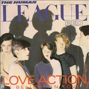 Click here for more info about 'Human League - Love Action (I Believe In Love)'