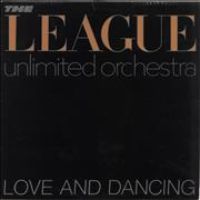 Click here for more info about 'Human League - Love And Dancing'