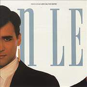 Click here for more info about 'Human League - Love Is All That Matters - Trifold Sleeve'