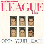 Click here for more info about 'Human League - Open Your Heart'