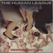 Click here for more info about 'Human League - Reproduction - EX'