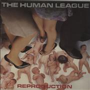 Click here for more info about 'Human League - Reproduction'