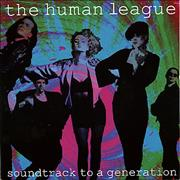 Click here for more info about 'Human League - Soundtrack To A Generation'