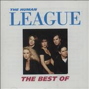 Click here for more info about 'Human League - The Best Of'