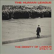 Click here for more info about 'Human League - The Dignity Of Labour + Flexi'