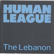 Click here for more info about 'Human League - The Lebanon'
