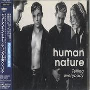 Click here for more info about 'Human Nature - Telling Everybody'