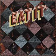 Click here for more info about 'Humble Pie - Eat It - 1st - Red Vinyl + Booklet - EX'