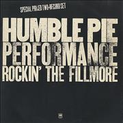Click here for more info about 'Humble Pie - Performance: Rockin' The Fillmore - 2nd'