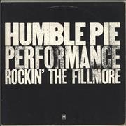 Click here for more info about 'Humble Pie - Performance: Rockin' The Fillmore - 1st - EX'