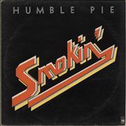 Click here for more info about 'Humble Pie - Smokin' - 1st - EX'