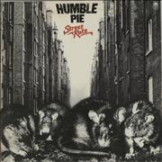 Click here for more info about 'Humble Pie - Street Rats - EX'
