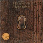 Click here for more info about 'Humble Pie - Thunderbox - Promo - EX'