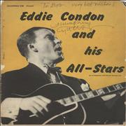 Click here for more info about 'Eddie Condon And His All-Stars - Autographed'