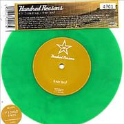 Click here for more info about 'Hundred Reasons - If I Could - Green Vinyl'