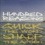 Click here for more info about 'Hundred Reasons - Quick The Word, Sharp The Action'