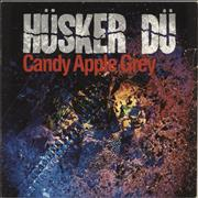 Click here for more info about 'Husker Du - Candy Apple Grey - EX'