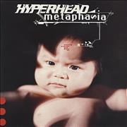 Hyperhead Metaphasia UK vinyl LP