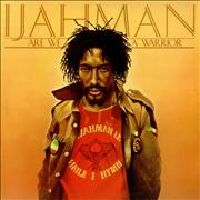 Click here for more info about 'I Jah Man - Are We A Warrior - Sample stickered'