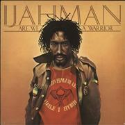 Click here for more info about 'I Jah Man - Are We A Warrior'