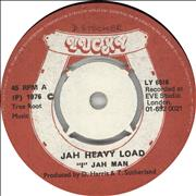 Click here for more info about 'I Jah Man - Jah Heavy Load'