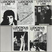 Click here for more info about 'I, Ludicrous - Ludicrous Line - Issues 1-5'