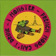 Click here for more info about 'I Monster - French Mods Can't Drink'