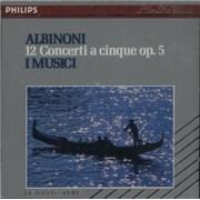 Click here for more info about 'I Musici - Albinoni: 12 Concerti A Cinque Op.5'