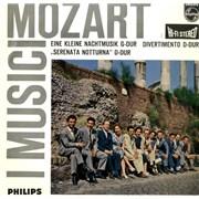 Click here for more info about 'I Musici - Mozart: Eine Kleine Nachtmusik / Divertimento / Serenata Notturna'