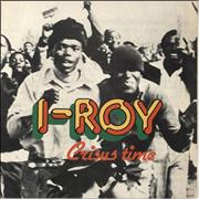 Click here for more info about 'I Roy - Crisus Time'