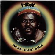 Click here for more info about 'I Roy - Musical Shark Attack'