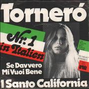 Click here for more info about 'I Santo California - Tornero'