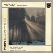 Click here for more info about 'I Solisti Di Zagreb - Vivaldi: The Four Seasons'