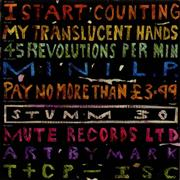 I Start Counting My Translucent Hands UK vinyl LP