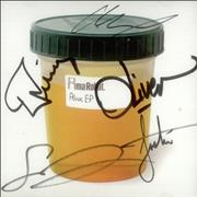 Click here for more info about 'IMA Robot - Alive E.P. - Autographed'