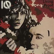 Click here for more info about 'IQ - Living Proof'