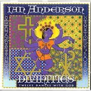 Ian Anderson Divinities: Twelve Dances With God UK CD album