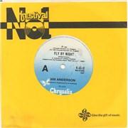 "Ian Anderson Fly By Night Australia 7"" vinyl"