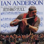 Ian Anderson Plays The Orchestral Jethro Tull Germany 2-CD album set